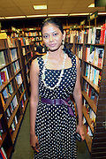 "Grace Anezia Ali at the reading of ' Letters from Black America "" A Dramatic Reading with Editor Pamela Newkirk and actors Ruby Dee and Anthony Chisholm held at Barnes & Noble at 82nd Street on July 15, 2009 in New York City"