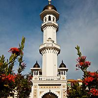 Kapitan Keling Mosque,George Town, Penang, Malaysia