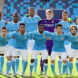 150915 Man City U19 v Juventus U19