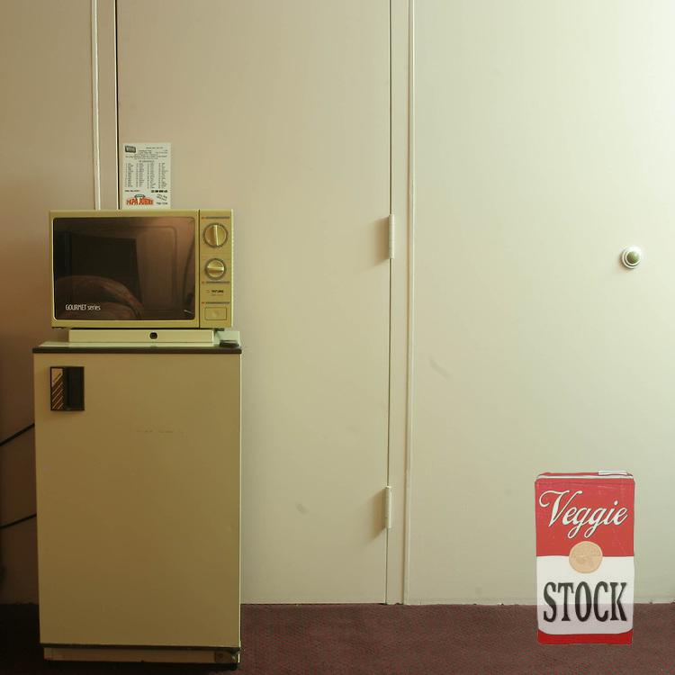 Gold Coast motel, Gold Coast, Queensland, Australia, 2001.<br /> credit: Megan Young