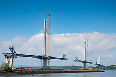 Queensferry Bridge, Scotland