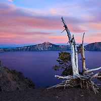 Crater Lake 7-21 PM