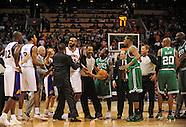 NBA: Boston Celtics vs Phoenix Suns//20110128