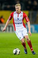 BREDA - NAC - FC Emmen , Voetbal , Jupiler League , Seizoen 2016/2017 , Rat Verlegh Stadion , 16-12-2016 , FC Emmen speler Jurjan Mannes