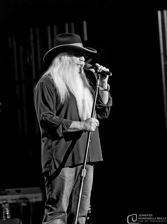 William Lee Golden with The Oak Ridge Boys on their 40th anniversary tour at The Pabst Theater in Milwaukee on 9/15/12. Photo by Jennifer Rondinelli Reilly. All rights reserved. No use without permission.