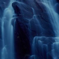Hickory Nut Falls, Chimney Rock Park, Chimney Rock, North Carolina