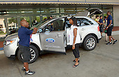 7/3/2011 - 2011 Essence Music Festival - Ford Motor Company Booth Day 3