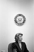 Alaska Senator Lisa Murkowski in Anchorage, Alaska. 2007