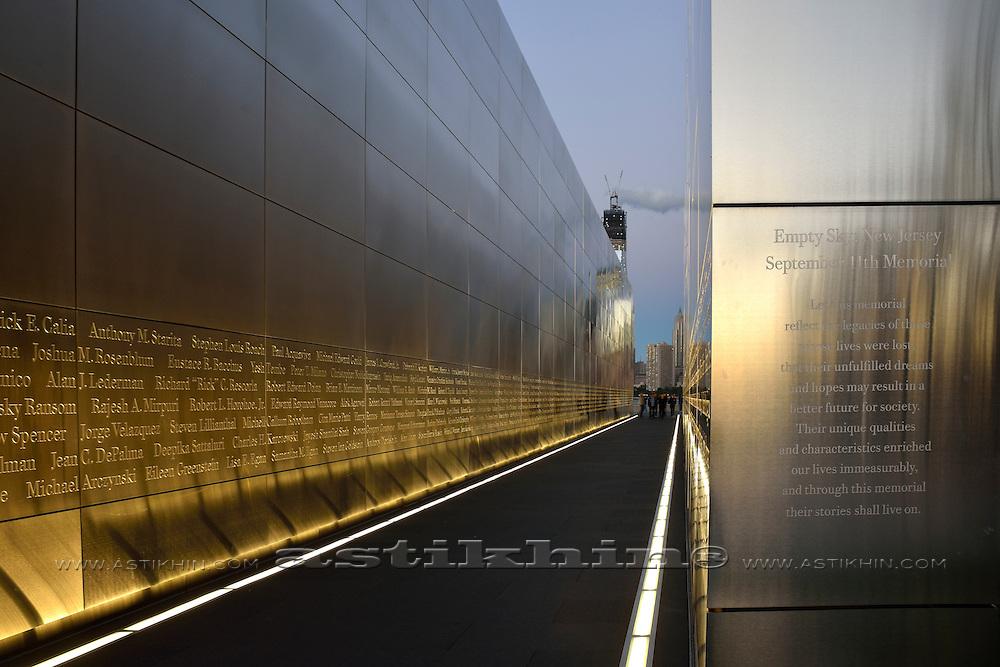 Memory of 09 11 2001.