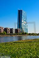 EZB, Europäische Zentralbank, Deutschland, Hessen, Frankfurt
