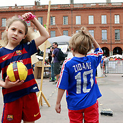 Spain training - EURO 2016