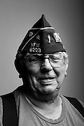 Rolan C. Harrow<br /> Navy<br /> E-6<br /> Boatwains Mate<br /> 1962-1991<br /> Vietnam, Desert Storm<br /> <br /> Veterans Portrait Project<br /> Louisville, KY<br /> VFW Convention <br /> (Photos by Stacy L. Pearsall)