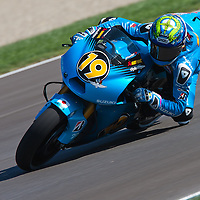 2011 MotoGP World Championship, Round 12, Indianapolis, USA, 28 August 2011, Alvaro Bautista