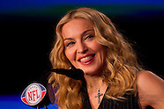 Entertainment - Madonna Super Bowl Press Conf - Indianapolis, IN