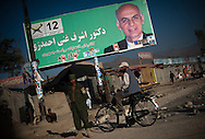 41 candidates are due to run in Afghanistan's presidential elections which are to be held on August 20. The incumbent president Karzai is considered to be the frontrunner despite claims of corruption and what many consider an ineffectual government.