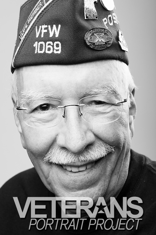 Will H. Acord<br /> Army<br /> E-5<br /> Pay Clerk<br /> July 1967 - July 1970<br /> Vietnam<br /> <br /> Veterans Portrait Project<br /> Louisville, KY<br /> VFW Convention <br /> (Photos by Stacy L. Pearsall)