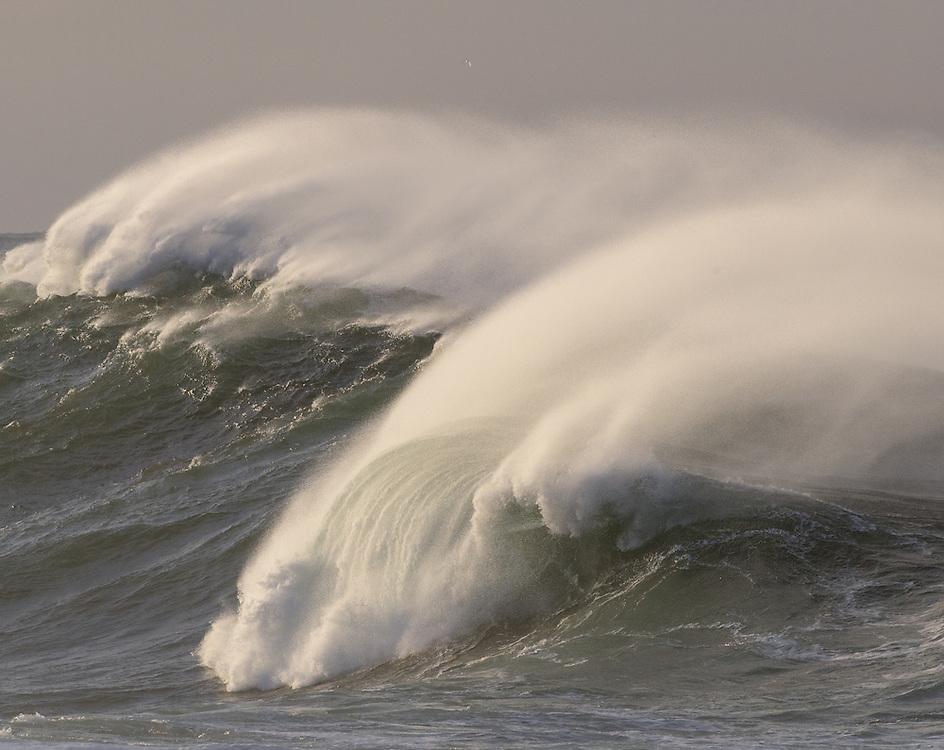 Waves at Malariff, Iceland