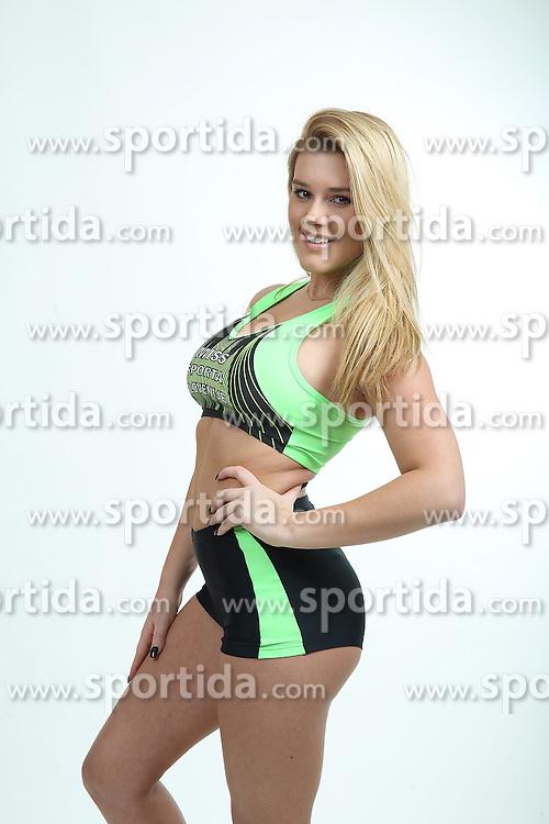 Eva Cerar na izboru za Miss Sporta Slovenije 2015, on January 21, 2015 in Bled, Slovenia. Photo by Vid Ponikvar / Sportida