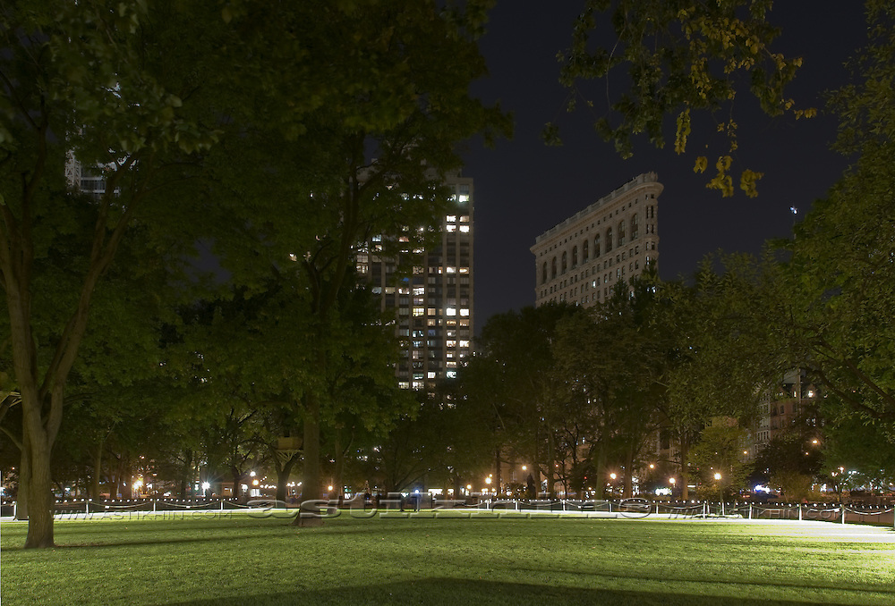 Green in Manhattan