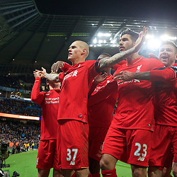 151121 Man City v Liverpool