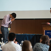 Magis Awards Luncheon in the Hemmingson Center Ballroom. (Photo by Gonzaga University)