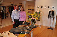 Jeff and Berry Johnson are the owners of Nella, in Oxford, Miss. on Saturday, April 17, 2010.