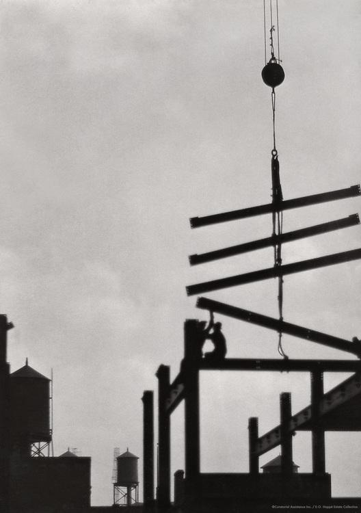 Steel Construction, Philadelphia, 1926
