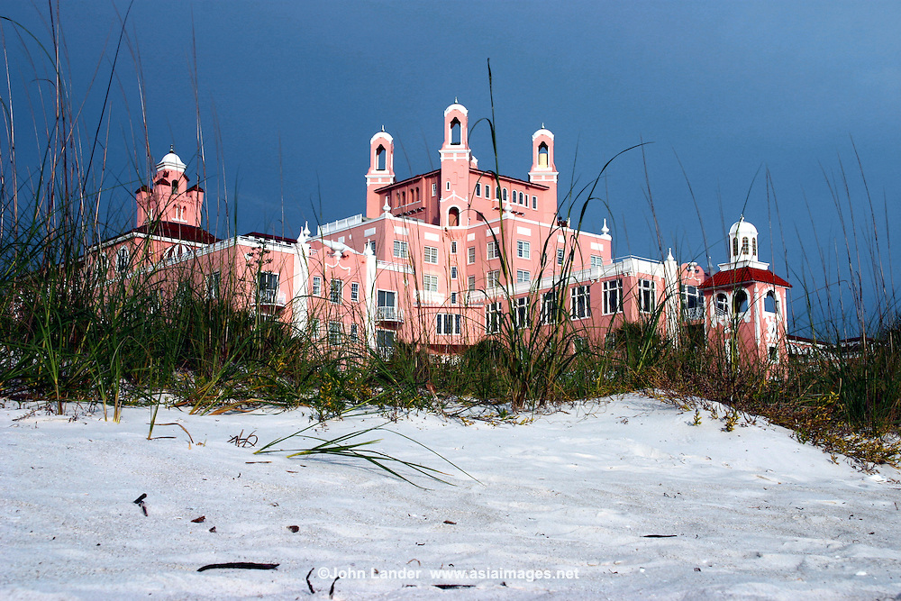 Don Cesar Hotel at St Petersburg Beach