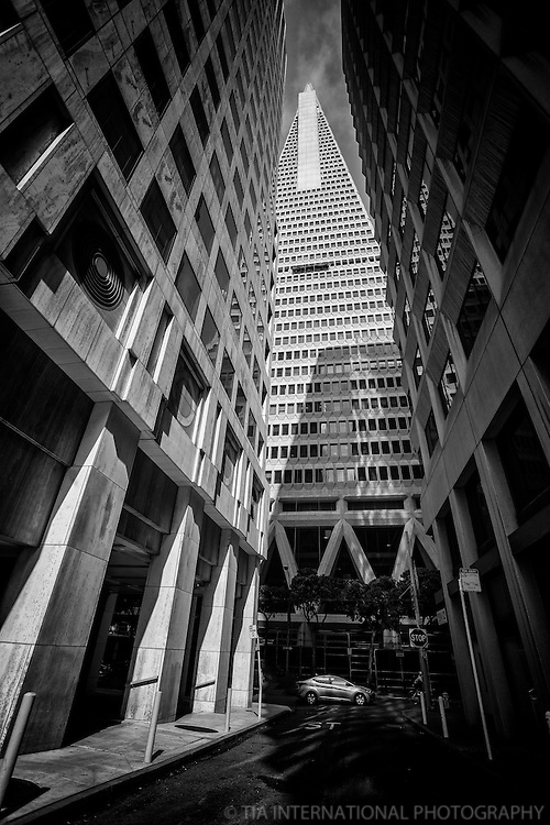 Merchant Street, Downtown San Francisco
