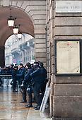 Riots at Milan's La Scala