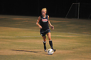 Ole Miss soccer intrasquad game at FNC Park in Oxford, Miss. on Thursday, August 4, 2011.