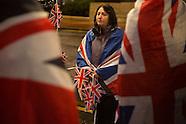 2013 Scotland, Unionist flag demo