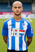 EINDHOVEN - Persdag FC Eindhoven , Voetbal , Seizoen 2015/2016 , Jan Louwers stadion , 22-07-2015 , Anthony van de Hurk