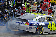 2012 NASCAR Martinsville Sprint Cup
