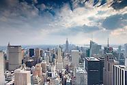 New York for Cunard