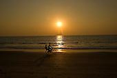 Golden hour seascapes