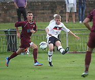 01-08-2014 - North End v Dundee XI