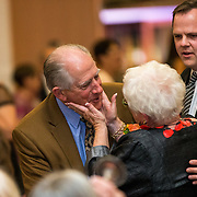 The annual Ignatian Gala on April 14 honored Bob and Gerri Craves. (Photo by Ryan Sullivan)