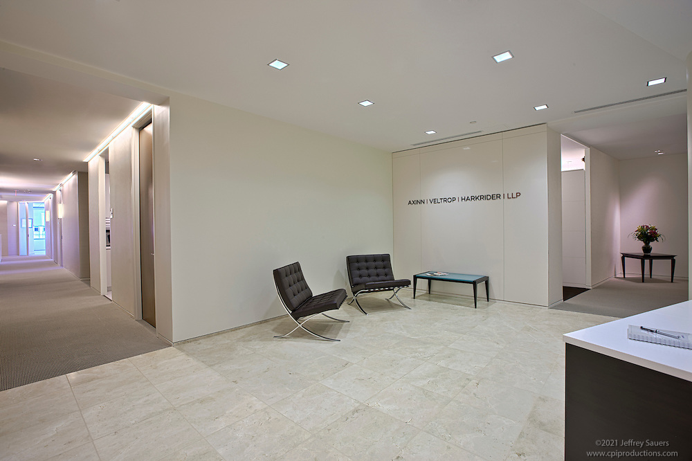 Washingtion DC Law Firm Interior Design Image of AVH Offices