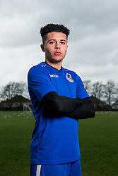 Bristol Rovers Academy Second Year Scholars - Rogan Thomson/JMP - 02/02/2017 - FOOTBALL - Golden Hill Training Centre - Bristol, England - Bristol Rovers Youth Team Portraits.