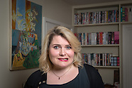 Playwright Nancy Harris