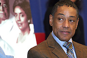 "GianCarlo Esposito, at "" Cat on a Hot Tin Roof "" Press conference announcing limited broadway run,  at Broad Hurst Theater on January 8, 2008 in New York City"