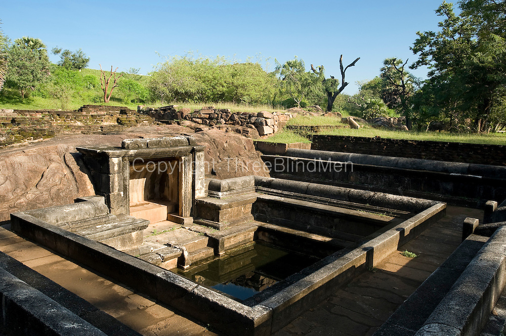 Ancient Spa at Anuradhapura