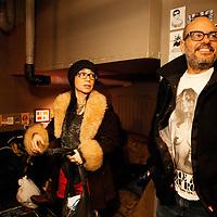 Janeane Garofalo, David Cross - Whiplash - UCB Theater, New York - January 7, 2013