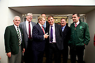 Taoiseach Enda Kenny at ICMSA Stand at The National Ploughing Championships 2014.