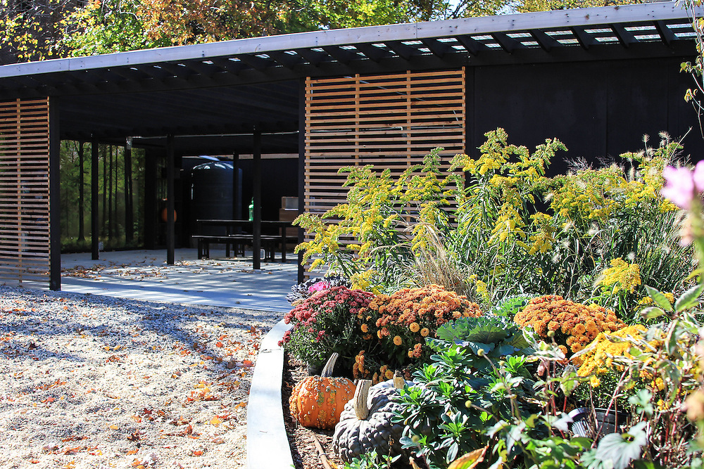 Garden Design and Education center in Brooklyn open for Special Events.