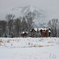 Winter Scene<br />