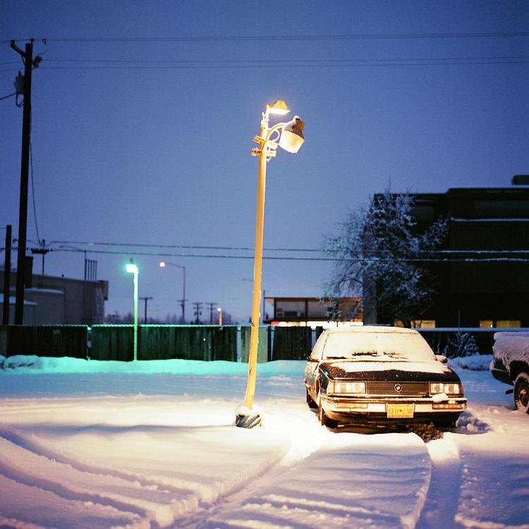 ANCHORAGE, ALASKA - 2011: