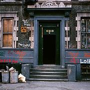603 West 125th Street.  Harlem, New York City.  1973
