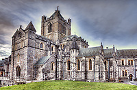 Christ Church Cathedral is the cathedral of the United Dioceses of Dublin and Glendalough. It is situated in Dublin, Ireland, and is the elder of the capital city's two medieval cathedrals, the other being St Patrick's Cathedral.